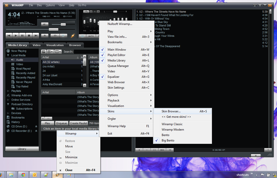 WinAmp Returns!